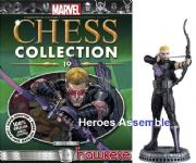 Marvel Chess Collection #19 Hawkeye Eaglemoss Publications